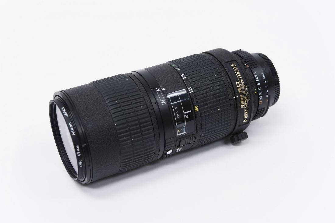 Nikon AF Micro Nikkor 70-180mm ED Lens,