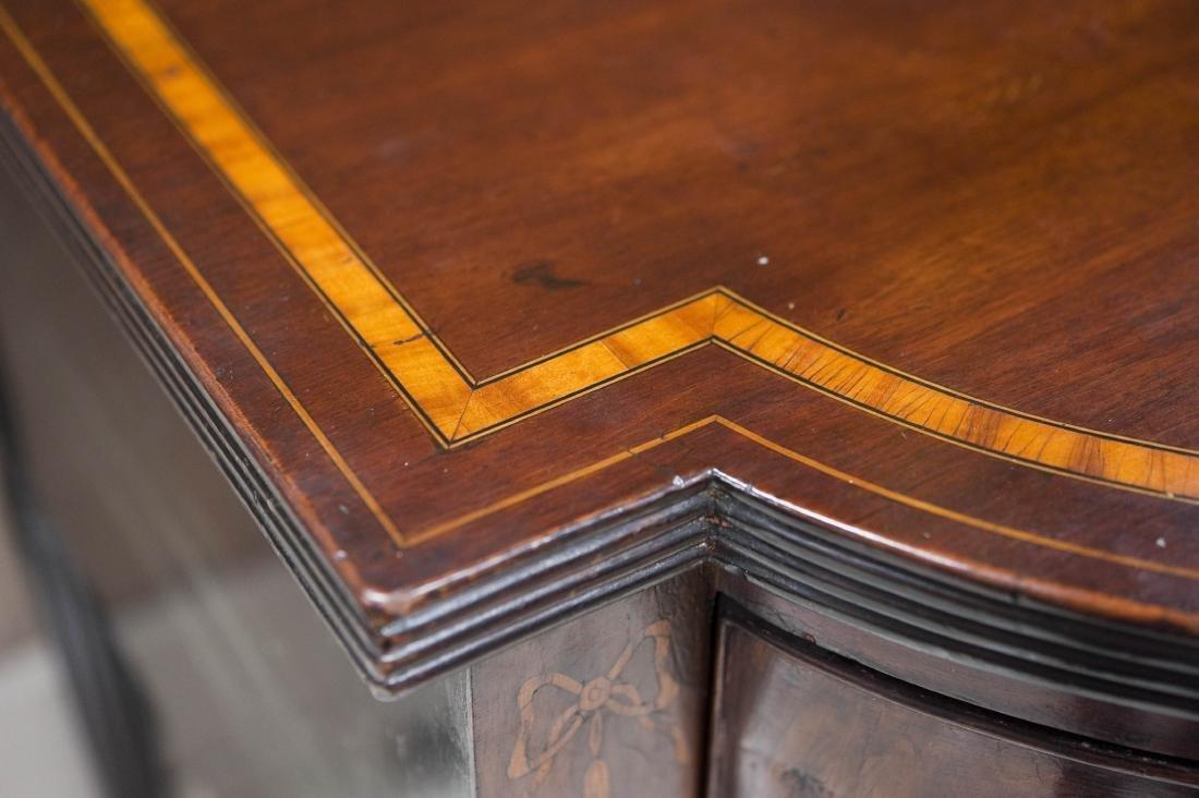 19th C. Regency Mahogany Sideboard. - 5