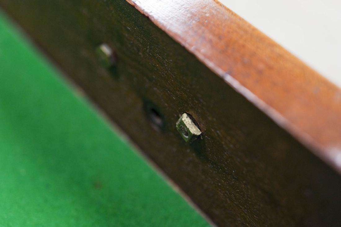 19th C. Regency Mahogany Sideboard. - 9