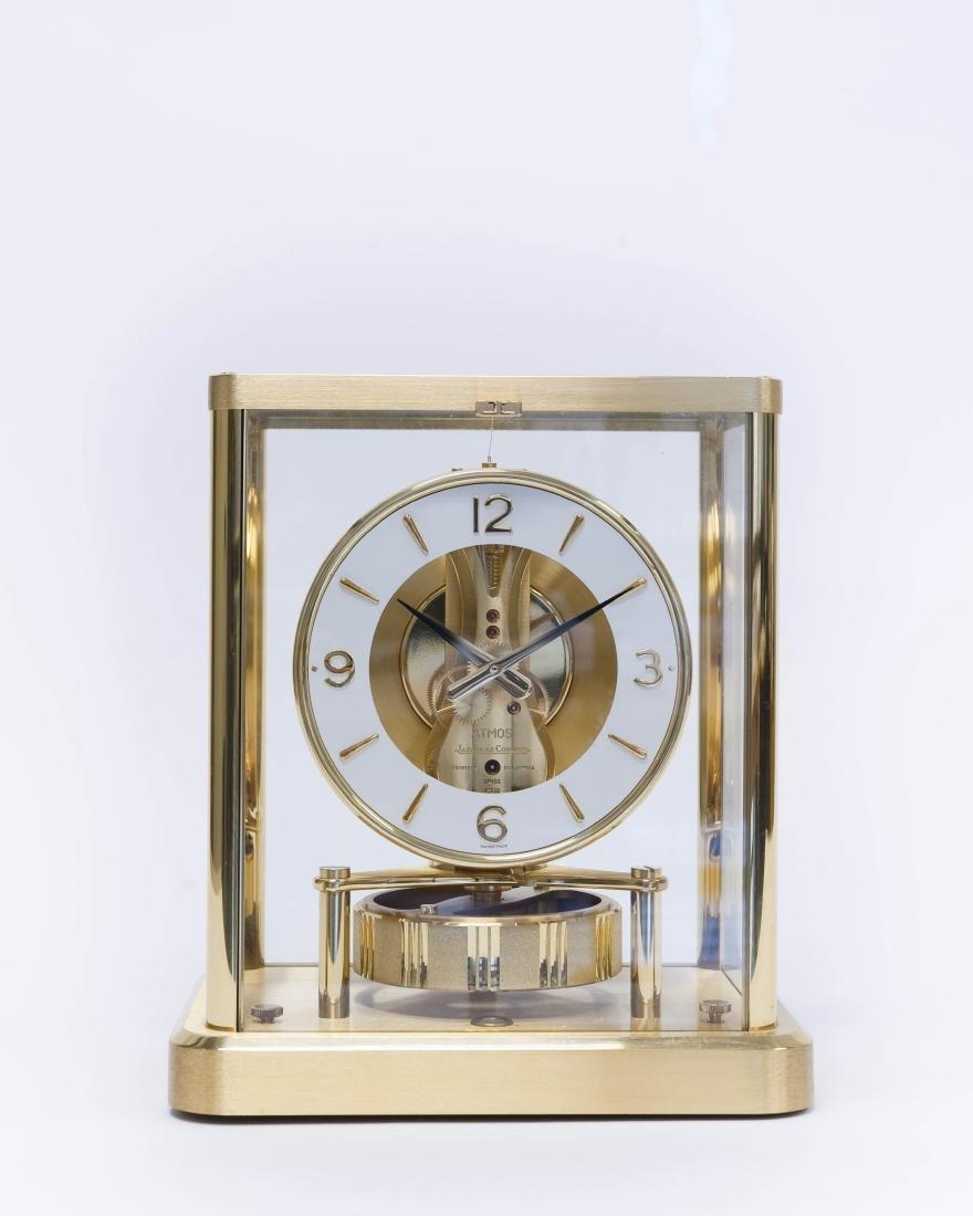 Jaeger-LeCoultre Atmos Clock, Calibre 540.