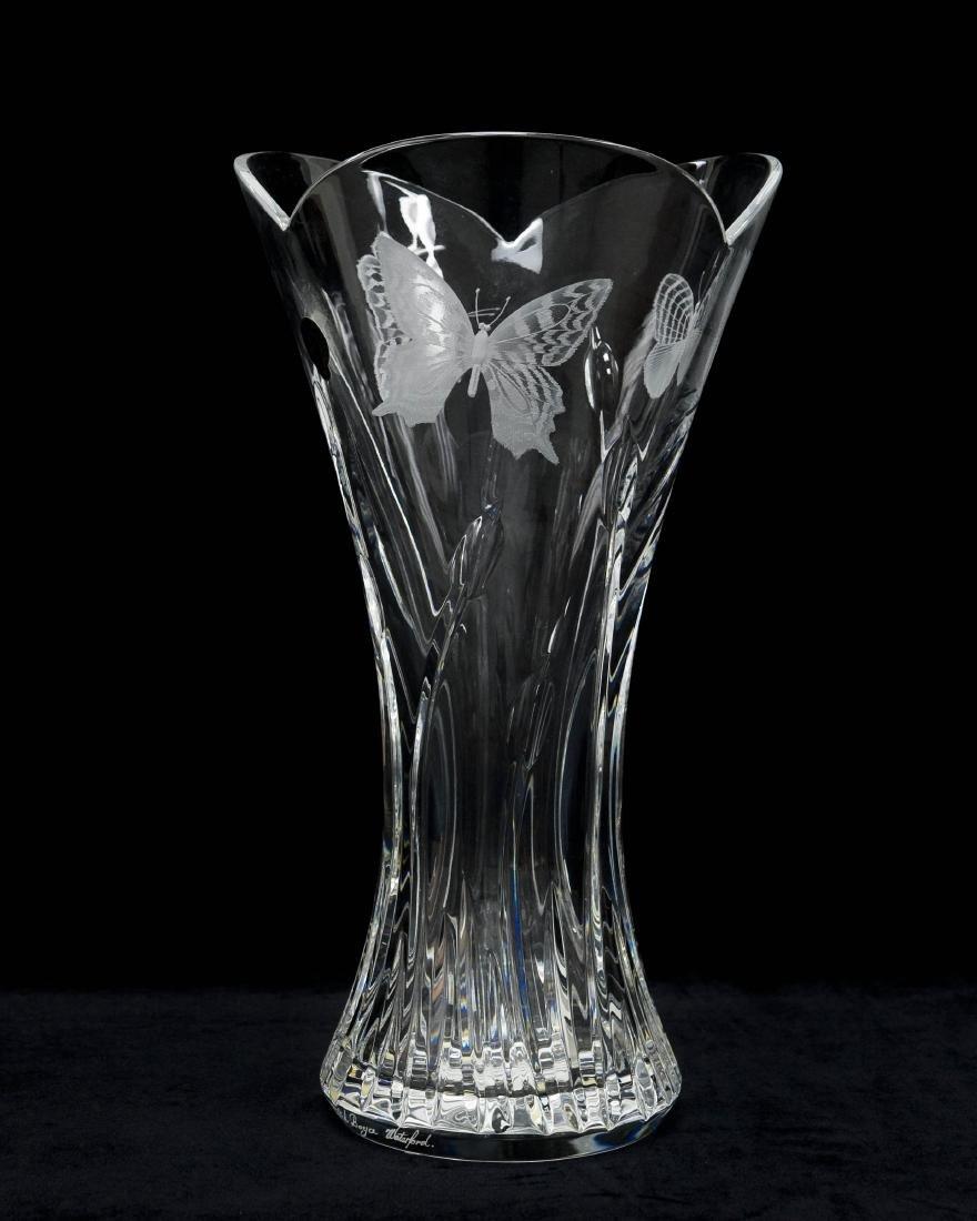 Crystal butterflies vase waterford crystal butterflies vase reviewsmspy