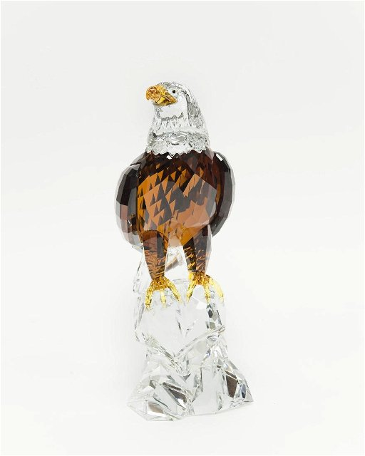 b54958c7f Swarovski Crystal Bald Eagle Sculpture. - Nov 18, 2017 | D.G.W. ...