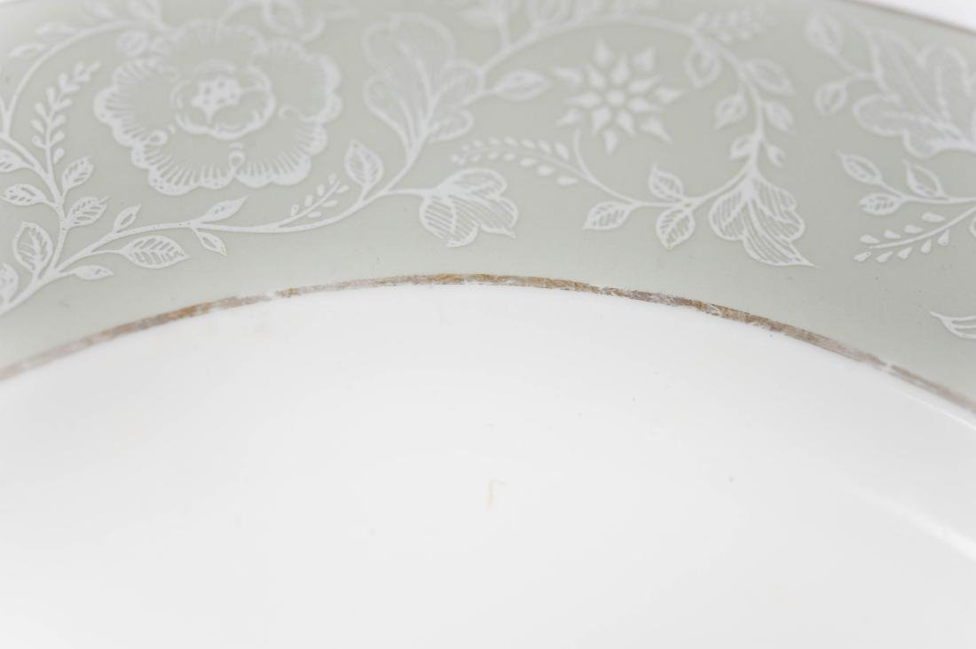 "Royal Worcester ""Mirage"" Porcelain Dinner Service. - 5"