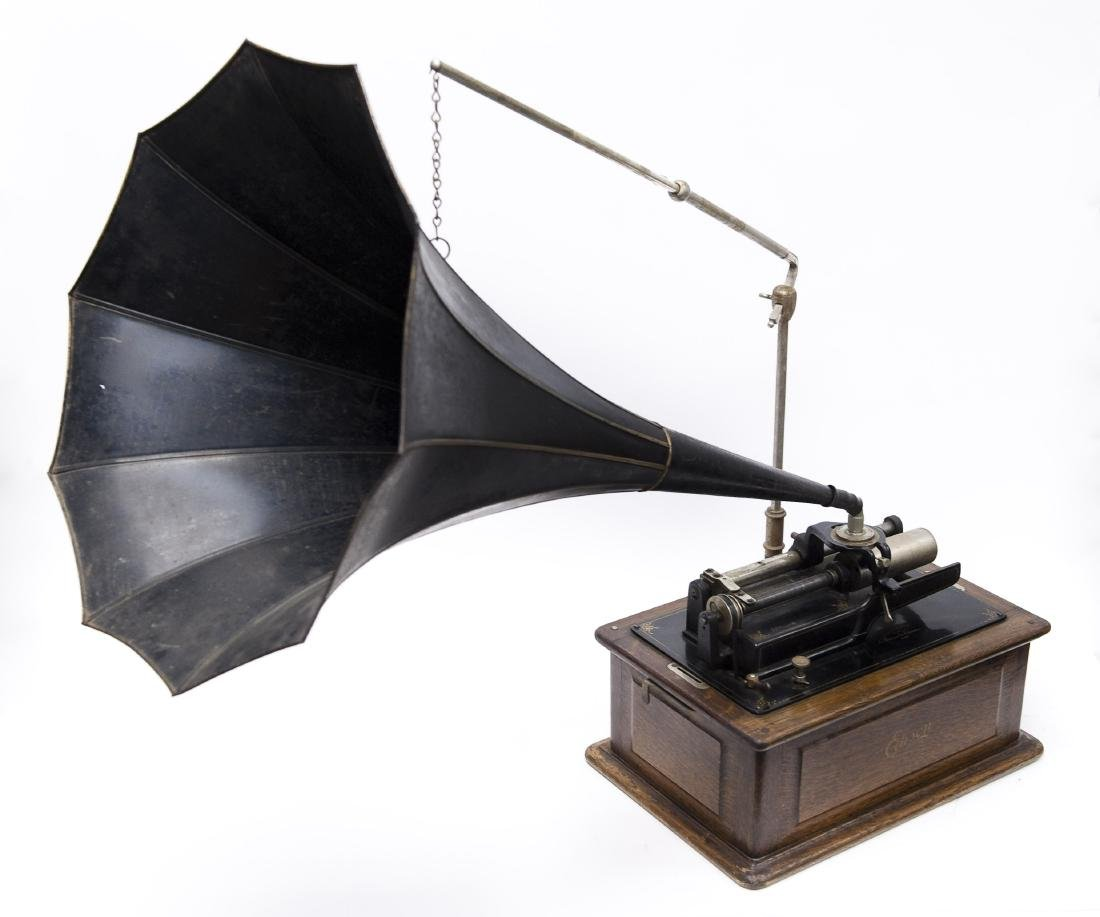 Edison Triumph Phonograph, Model E.