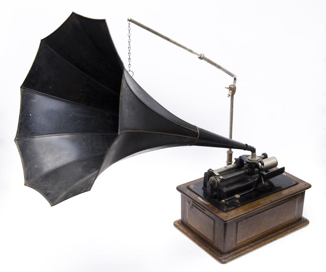 Edison Triumph Phonograph, Model E.