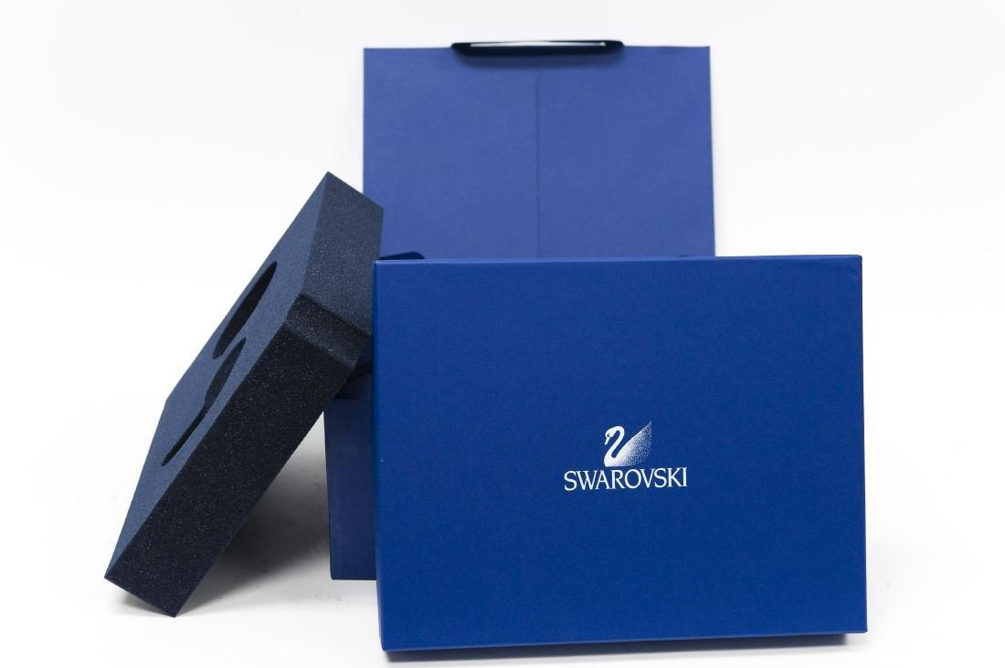 Swarovski Crystal Toucan, Black Diamond Figure. - 5