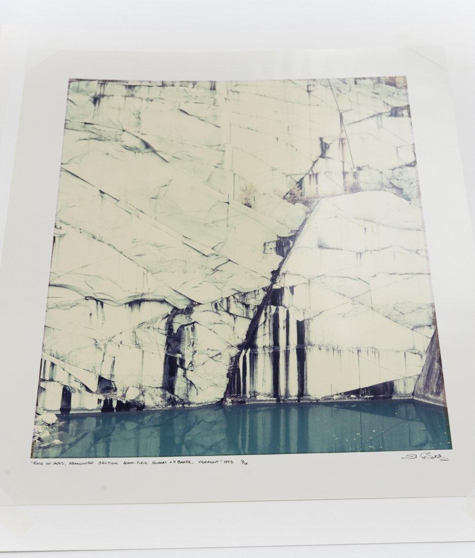 Edward Burtynsky Signed Chromogenic  Color Print. - 4