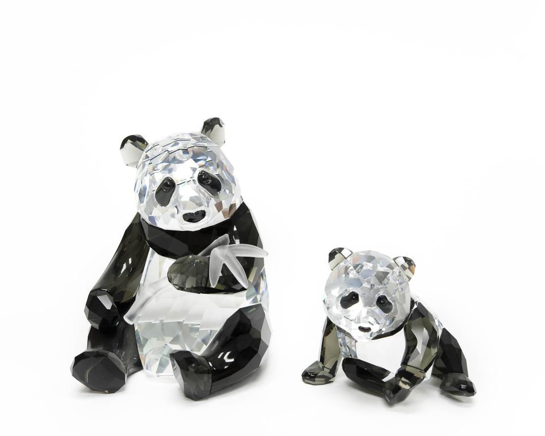 Swarovski Crystal Society Endangered Wildlife Panda
