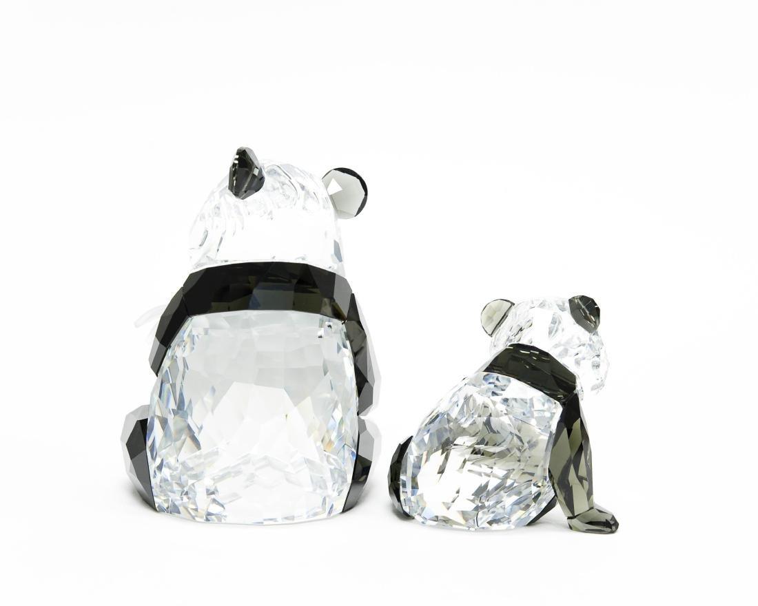 Swarovski Crystal Society Endangered Wildlife Panda - 2