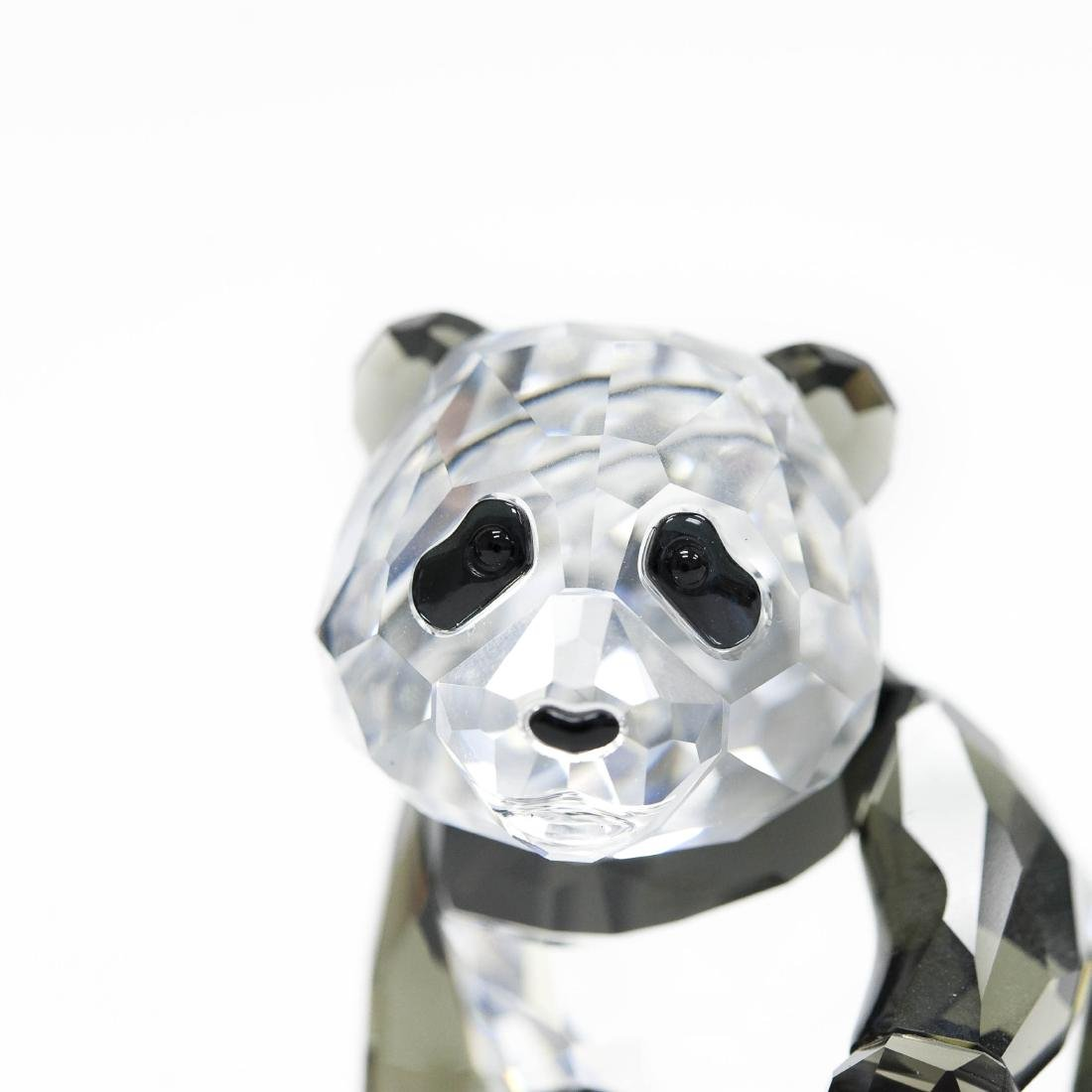 Swarovski Crystal Society Endangered Wildlife Panda - 5