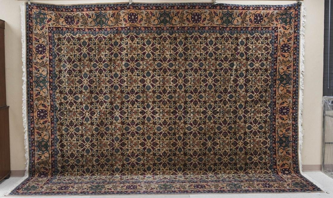 Turkish Hereke Rug.