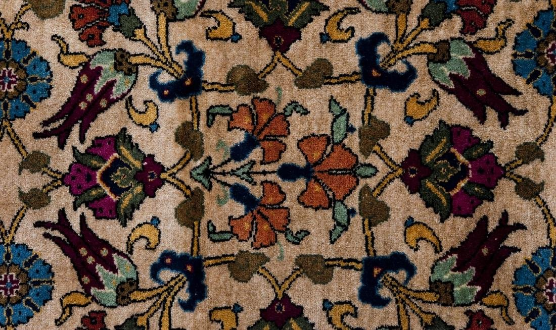 Turkish Hereke Rug. - 5