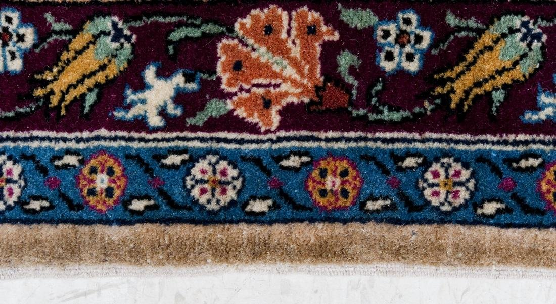 Turkish Hereke Rug. - 6