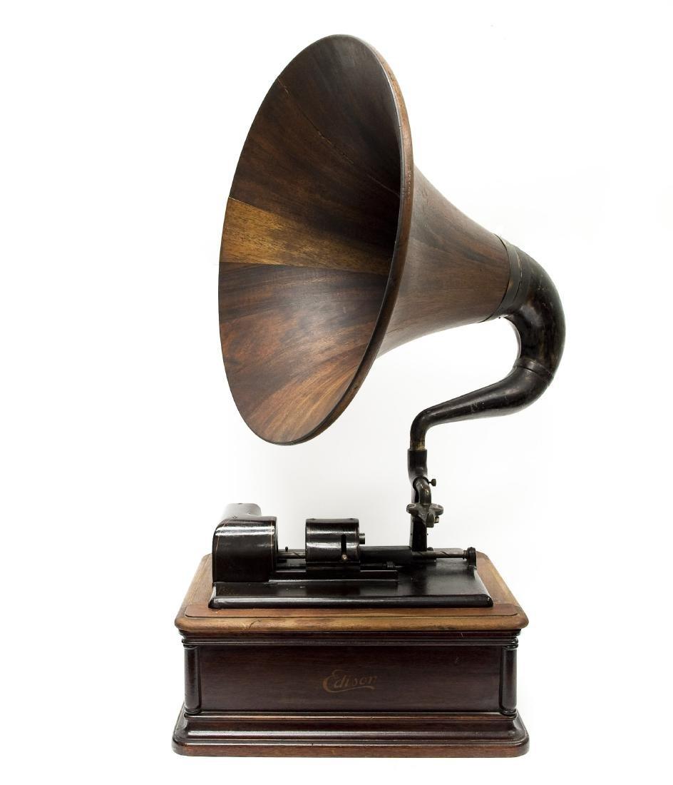 Edison Opera Phonograph.