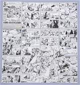 Jonah Hex #50 Complete 25-page Comic Art.