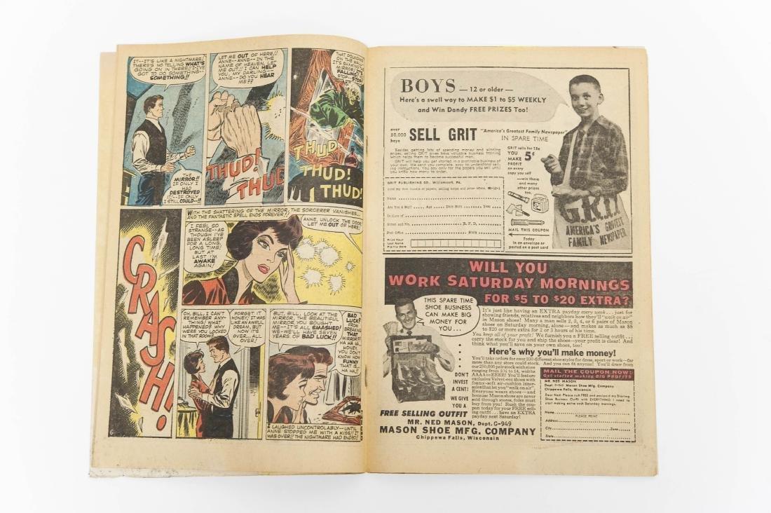 Comic Book, Tales to Astonish, Vol. 1, #27. - 10