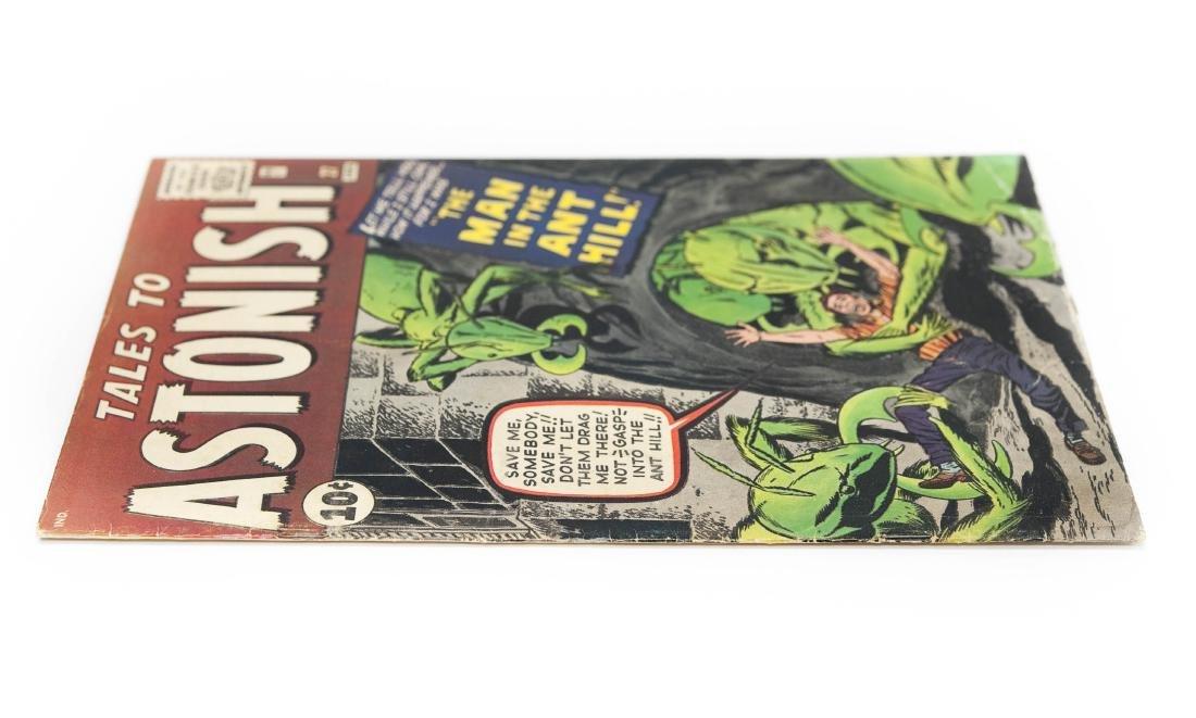 Comic Book, Tales to Astonish, Vol. 1, #27. - 4