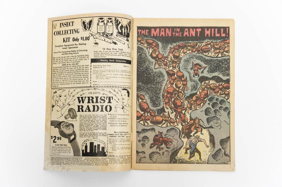 Comic Book, Tales to Astonish, Vol. 1, #27. - 6