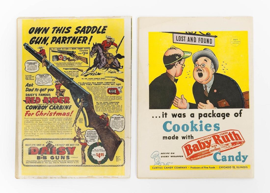(2) DC Comic Books, Batman No. 31 & No. 57. - 2