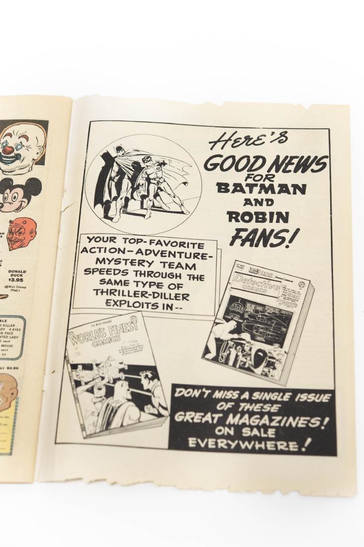 (2) DC Comic Books, Batman No. 31 & No. 57. - 8