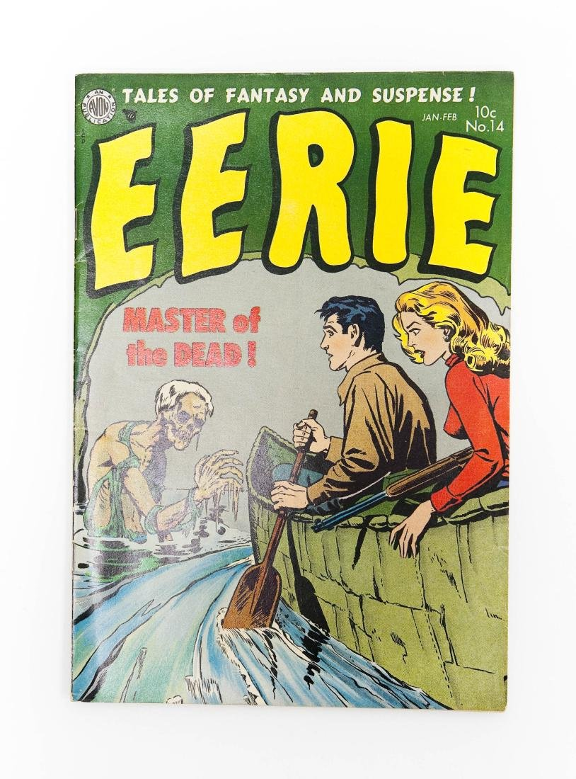 Comic Book, Eerie #14, Vol. 1.
