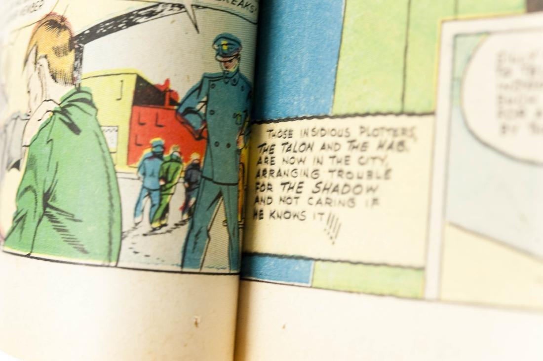 (6) Vintage Shadow Comics. - 10