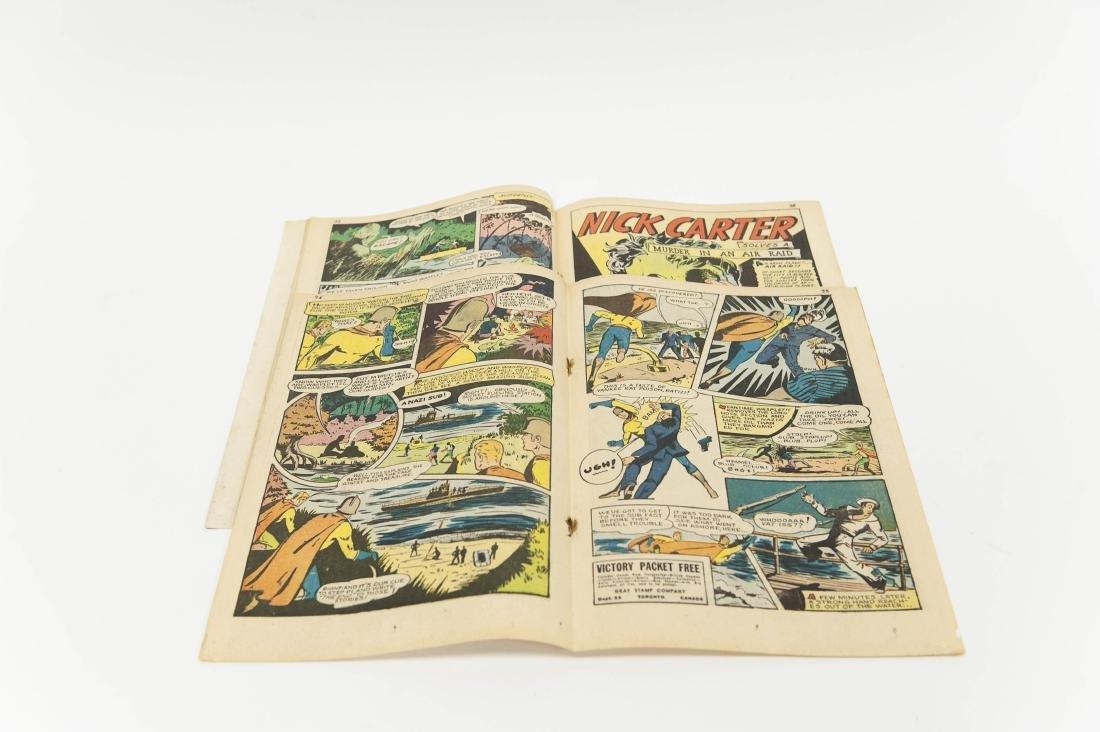 (6) Vintage Shadow Comics. - 5