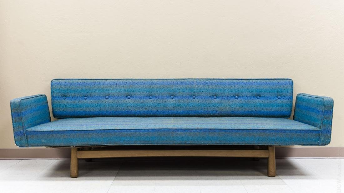Edward Wormley Gondola Bracket Back Sofa.