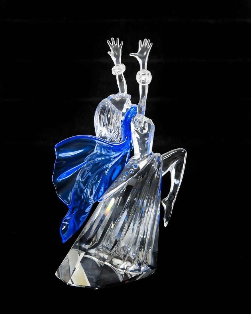 Swarovski Crystal Society Isadora Figure.