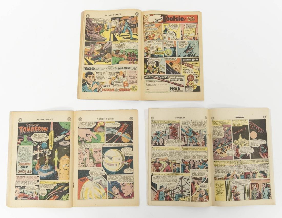 (3) DC Comic Books. - 12
