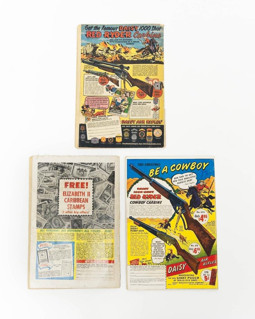 (3) DC Comic Books. - 13