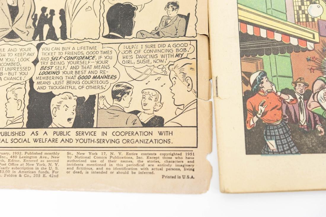 (3) DC Comic Books. - 3