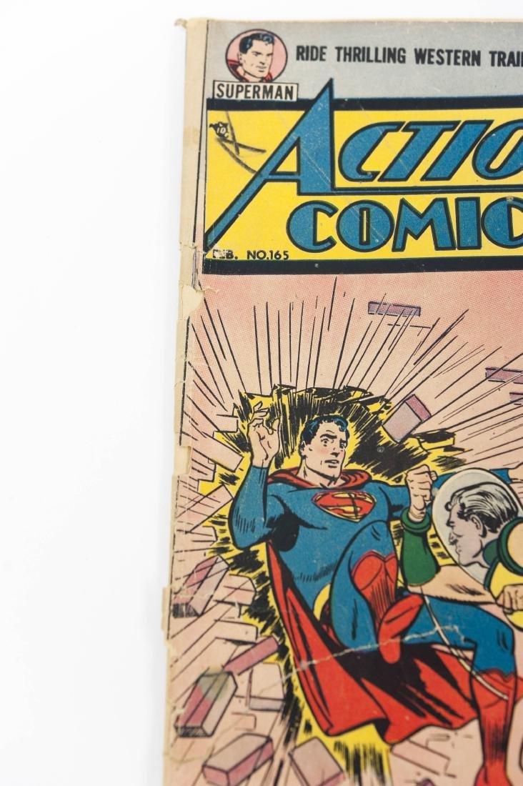 (3) DC Comic Books. - 5