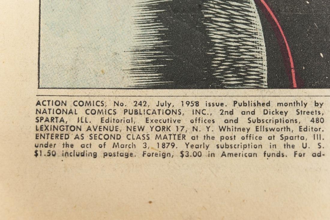 (3) DC Comic Books. - 7