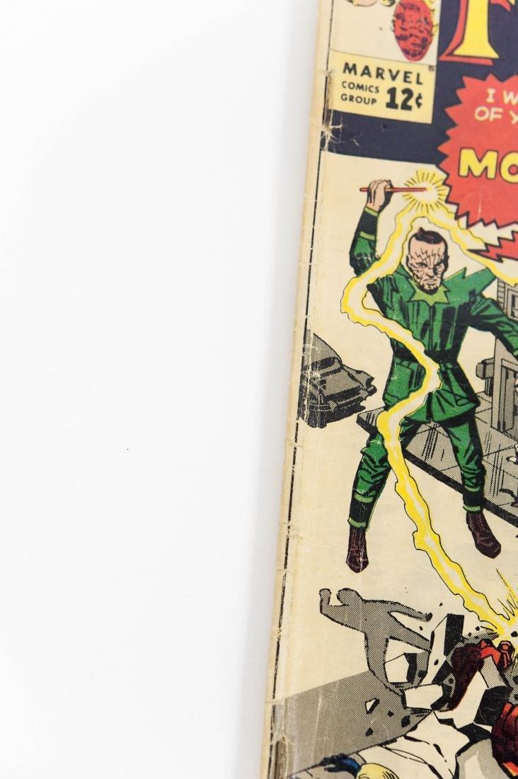 (11) Fantastic Four Comic Books (12c). - 5