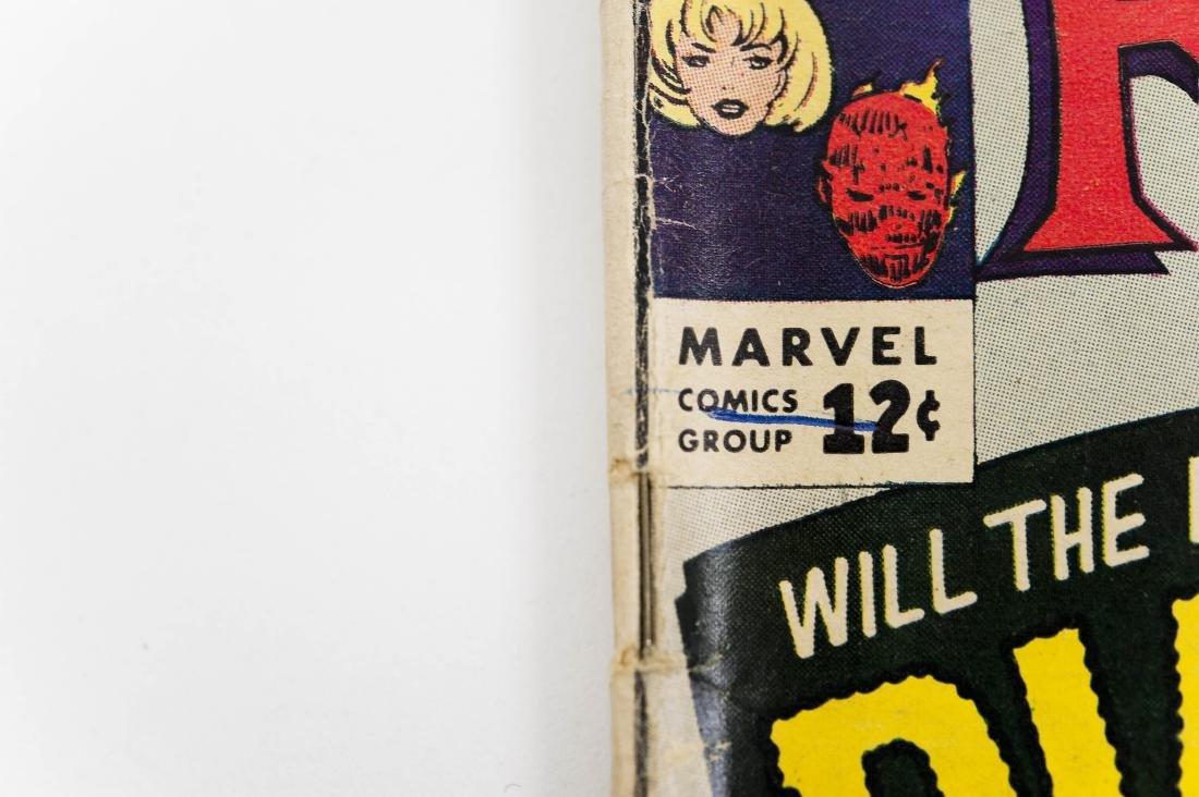 (11) Fantastic Four Comic Books (12c). - 9