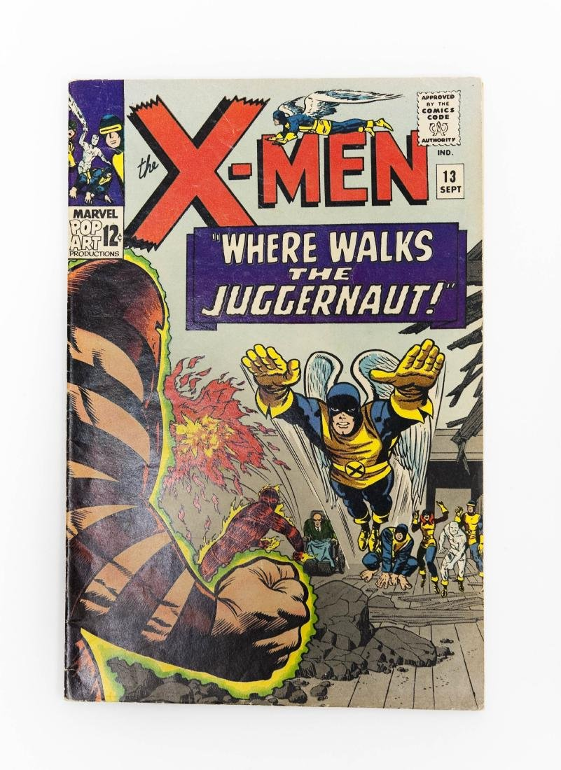 Marvel Comic, X-Men #13.