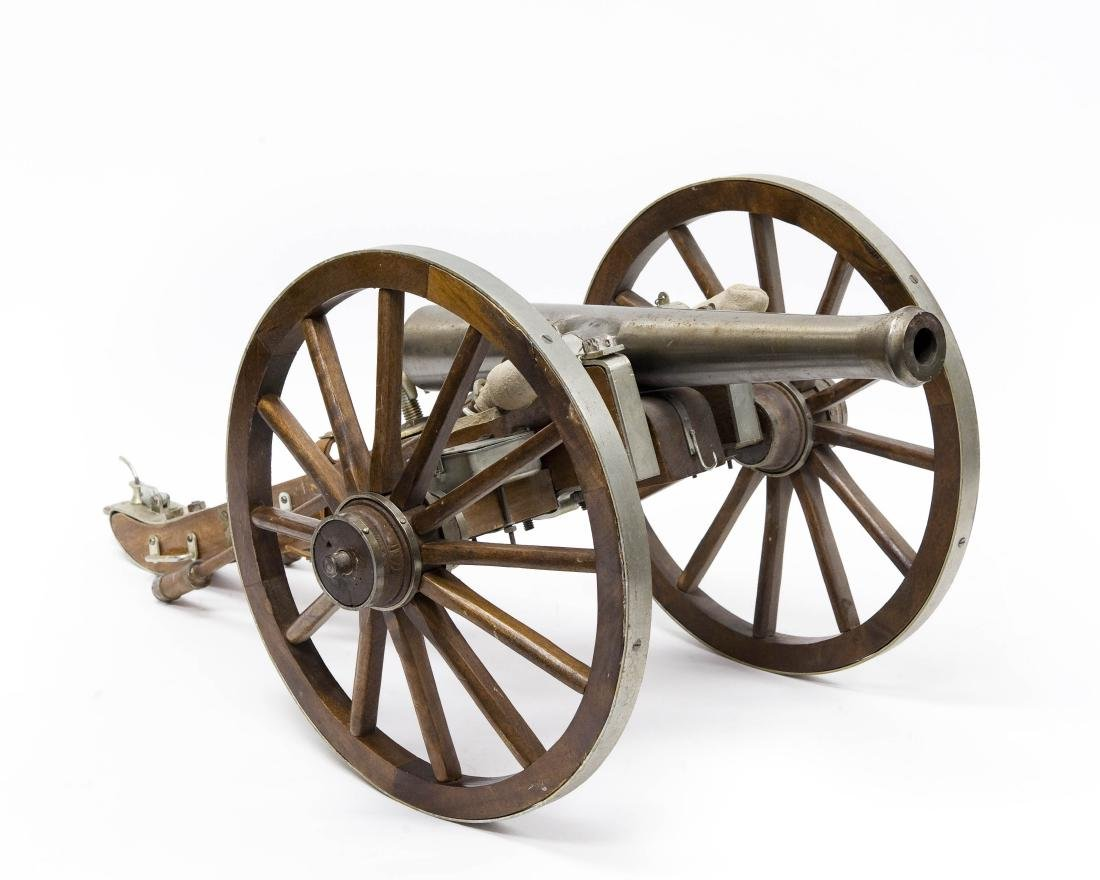 Hand Crafted Model Cannon.