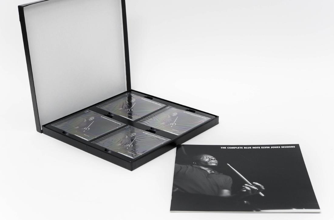 (5) Mosaic Records Limited Edition Jazz CD Box Sets. - 7
