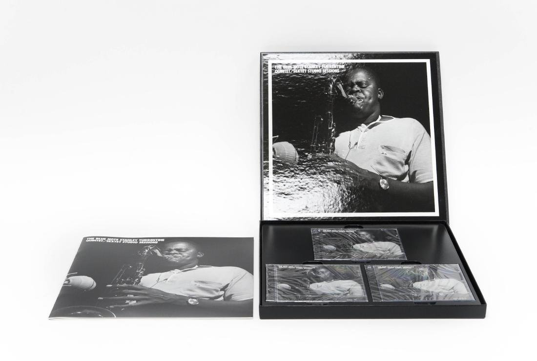 (5) Mosaic Records Limited Edition Jazz CD Box Sets. - 5