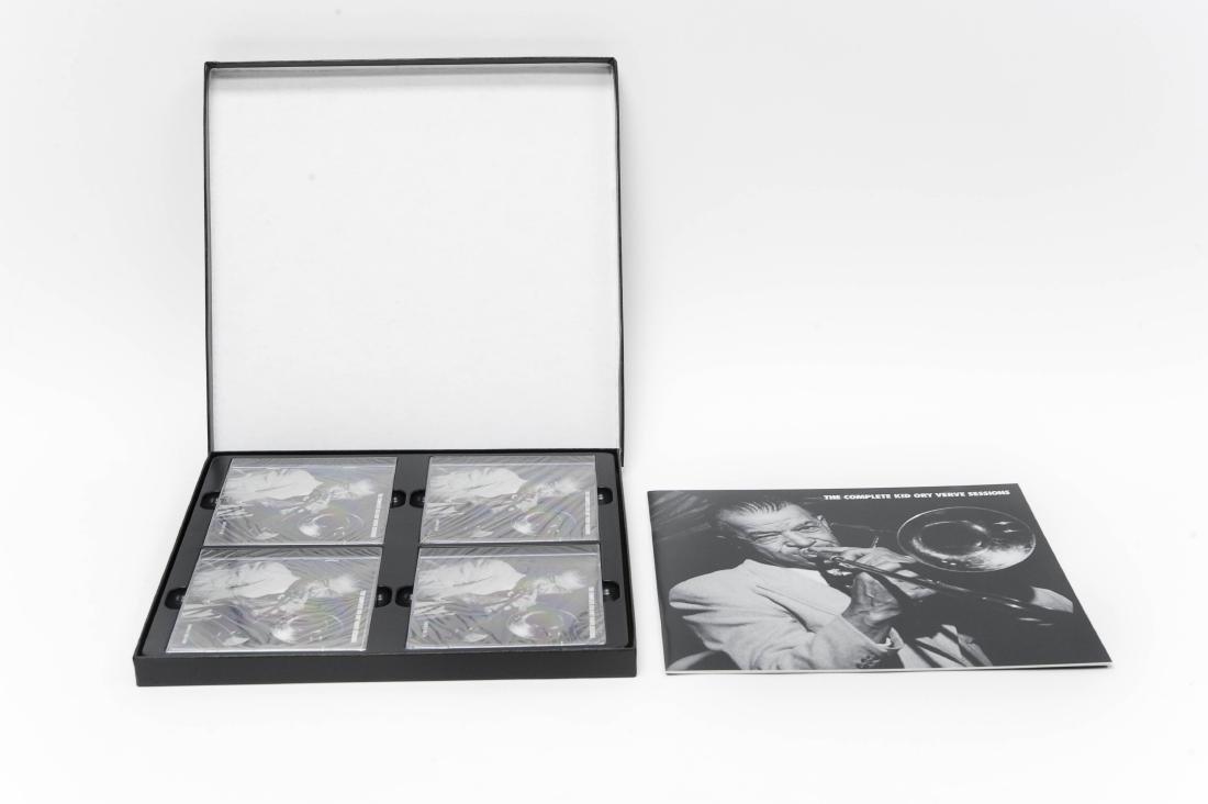 (4) Mosaic Records Limited Edition Jazz CD Box Sets. - 4