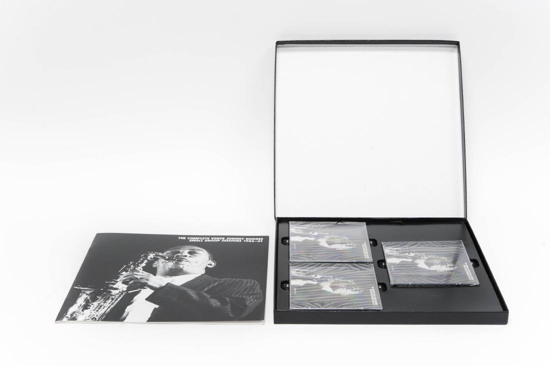 (4) Mosaic Records Limited Edition Jazz CD Box Sets. - 4