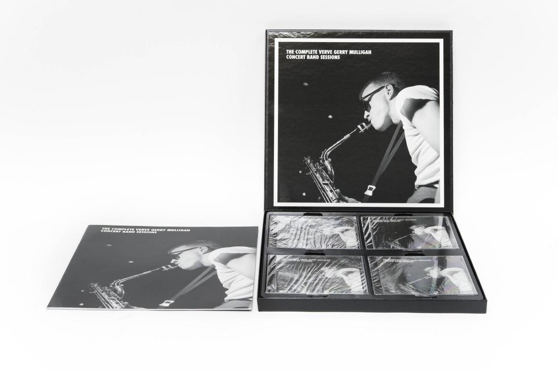 (4) Mosaic Records Limited Edition Jazz CD Box Sets. - 5