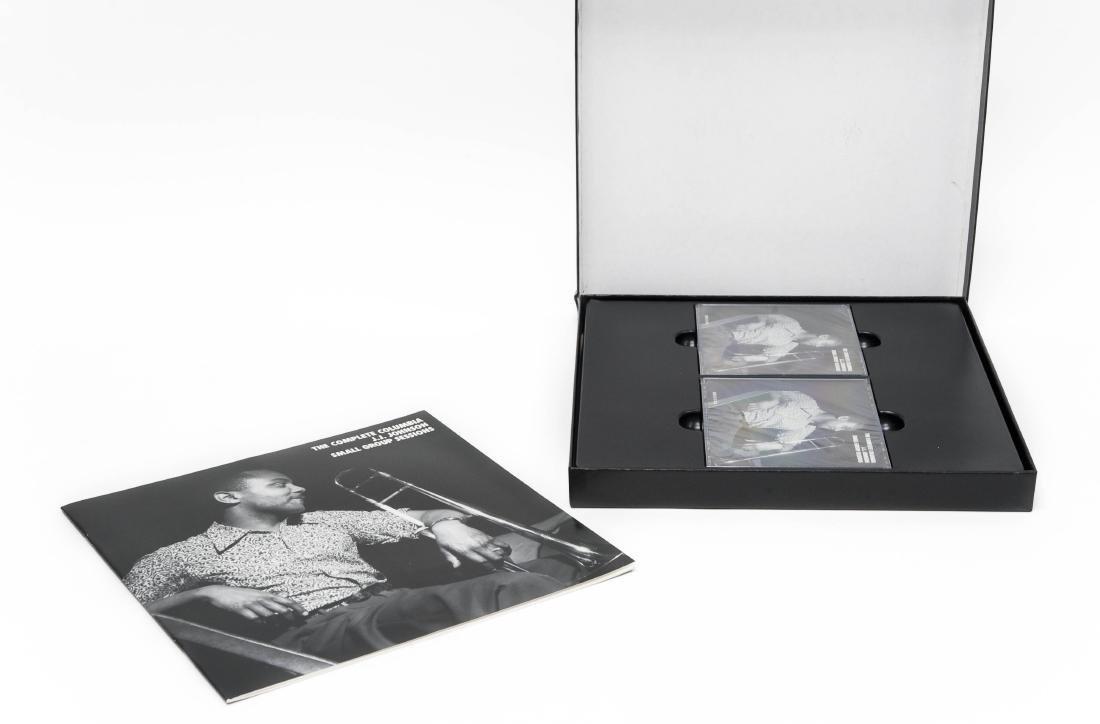 (4) Mosaic Records Limited Edition Jazz CD Box Sets. - 2