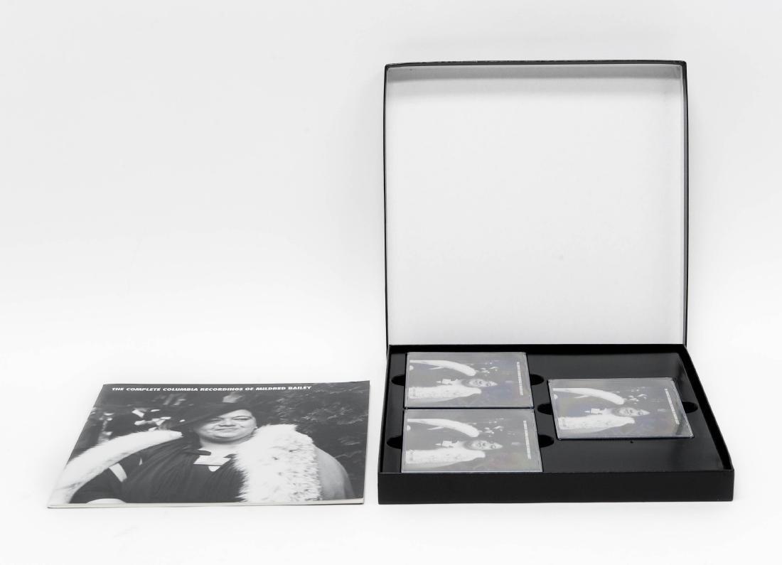 (4) Mosaic Records Limited Edition Jazz CD Box Sets. - 3