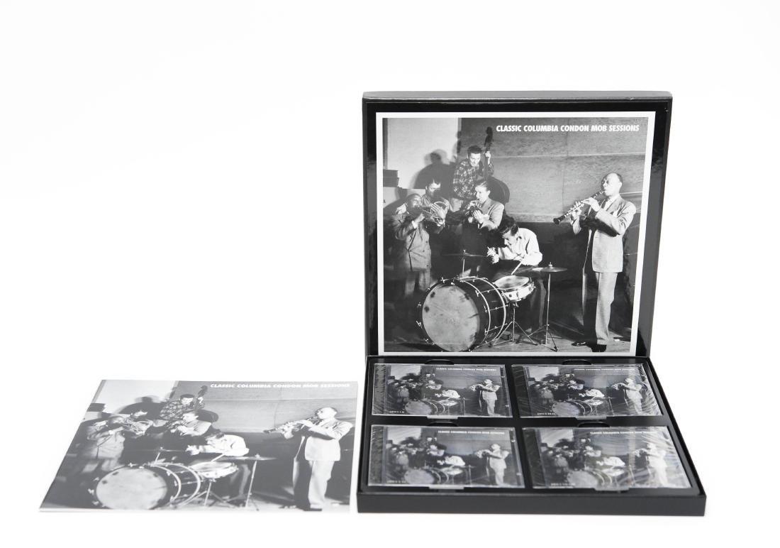 (4) Mosaic Records Limited Edition Jazz CD Box Sets. - 6