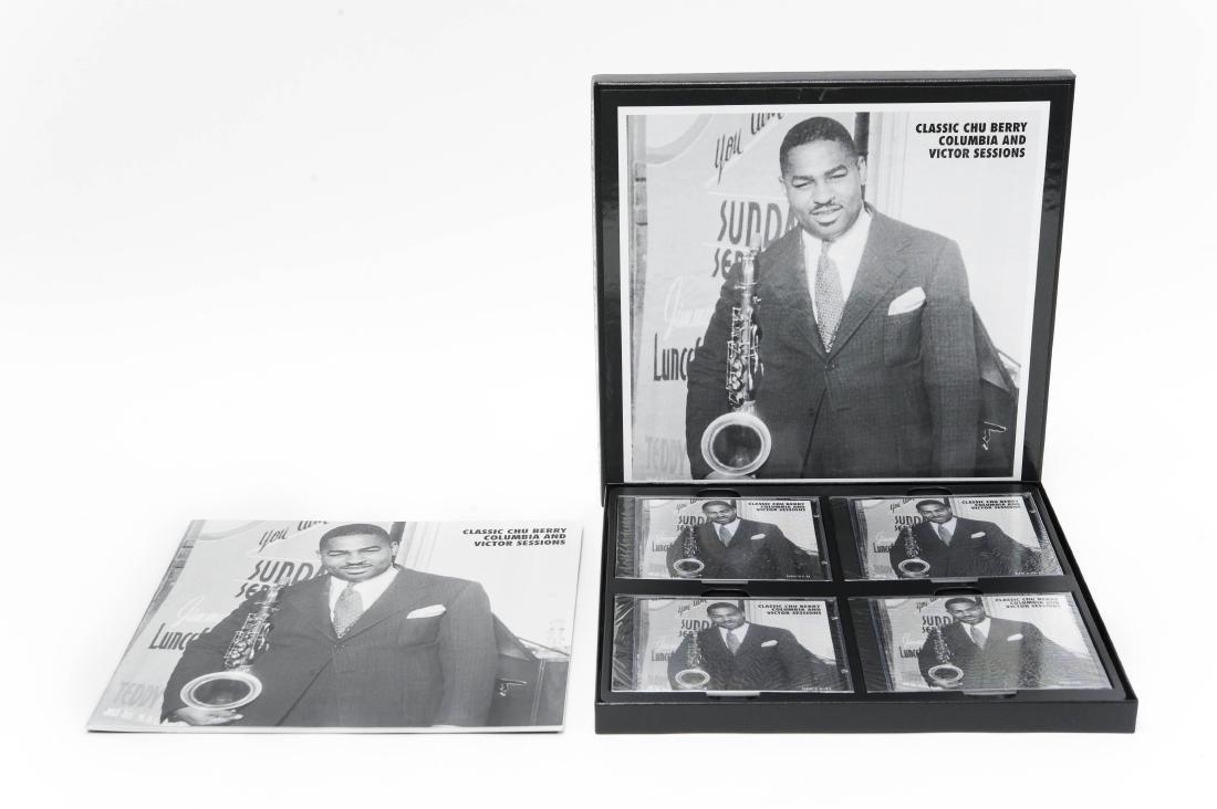 (4) Mosaic Records Limited Edition Jazz CD Box Sets. - 7