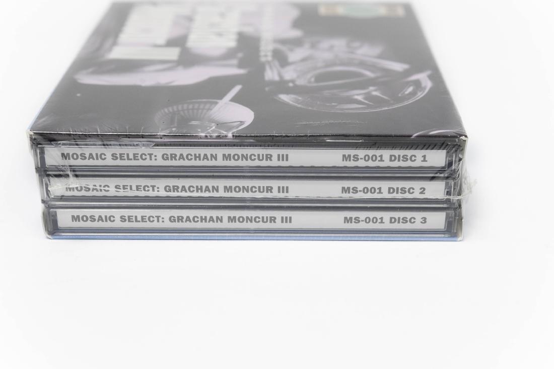(6) Mosaic Select Jazz Sealed CD Box Sets, Nos.1-6. - 3