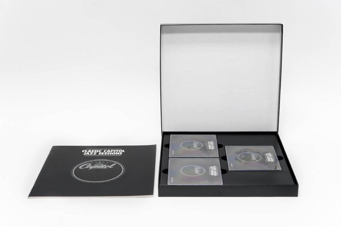 (6) Mosaic Records Limited Edition Jazz CD Box Sets. - 2