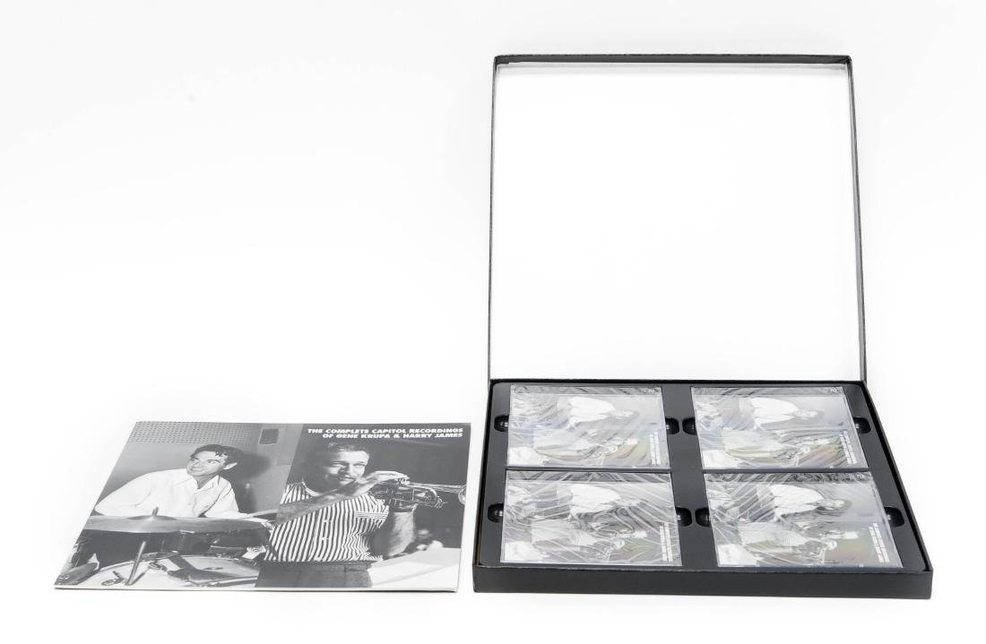 (6) Mosaic Records Limited Edition Jazz CD Box Sets. - 6